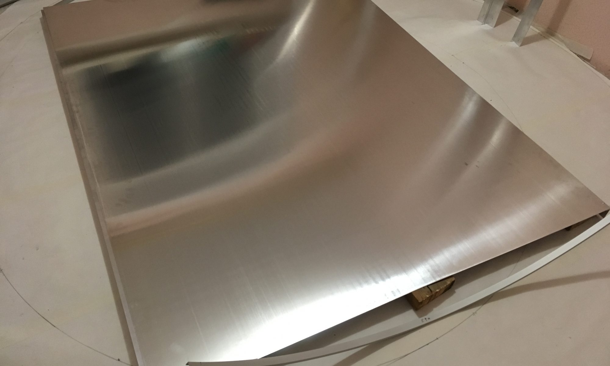Алюминий для Зеркала Козырева